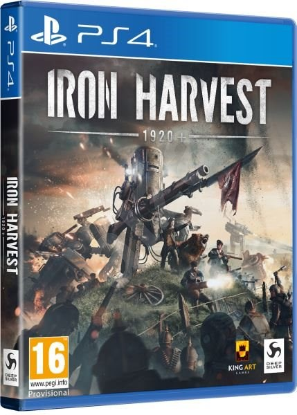 Iron Harvest 1920 - PS4 - Hra na konzoli