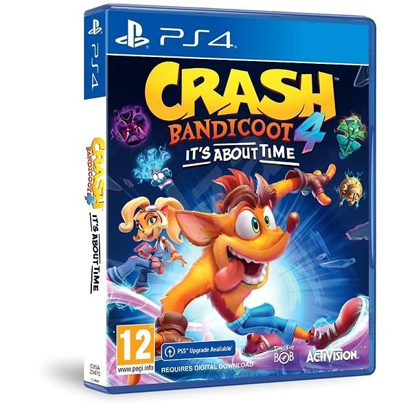 Crash Bandicoot 4: Its About Time - PS4 - Hra na konzoli
