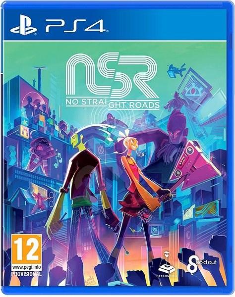 No Straight Roads - PS4 - Hra na konzoli