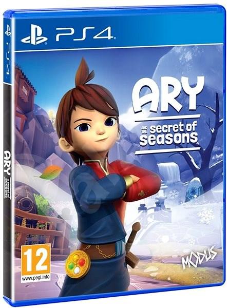 Ary and the Secret of Seasons - PS4 - Hra na konzoli