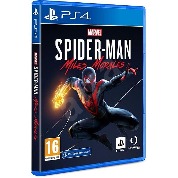 Marvels Spider-Man: Miles Morales - PS4 - Hra na konzoli