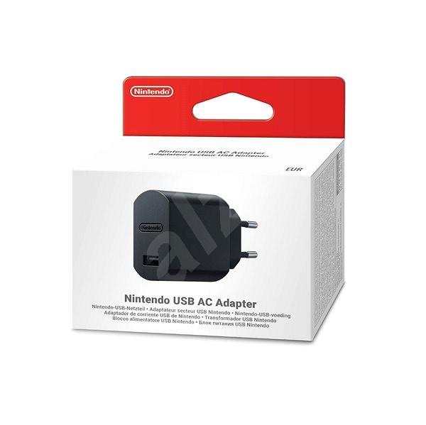 Nintendo USB AC Adapter for Classic Mini: SNES - Náhradní zdroj