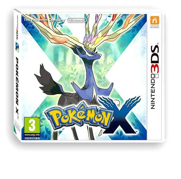Pokémon X - Nintendo 3DS - Hra pro konzoli