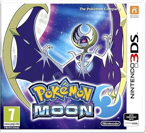 Pokémon Moon - Nintendo 3DS - Hra pro konzoli