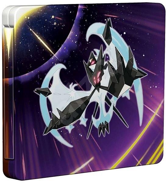 Pokémon Ultra Moon Steelbook Edition - Nintendo 3DS - Hra na konzoli