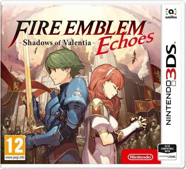 Fire Emblem Echoes: Shadows of Valentia - Nintendo 3DS - Hra pro konzoli