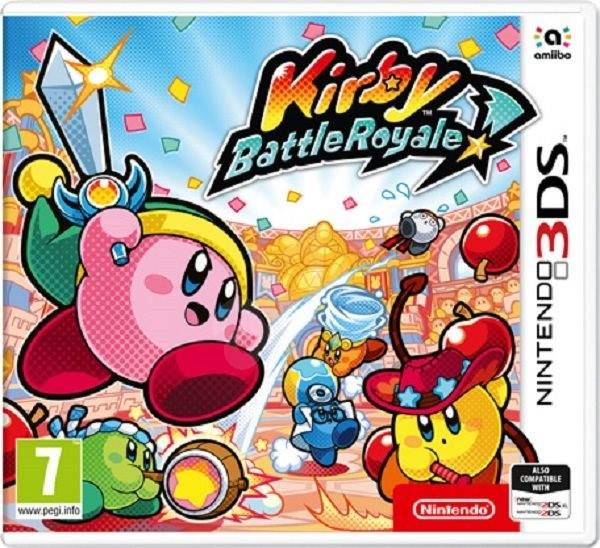Kirby Battle Royale  - Nintendo 3DS - Hra pro konzoli