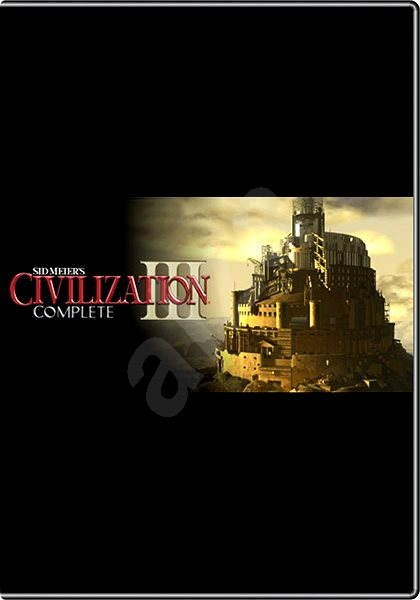 f3f4ea11023 Sid Meier s Civilization III  The Complete - Hra pro PC