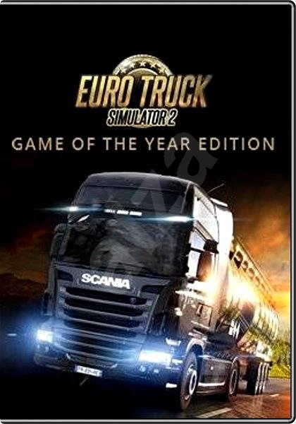 Euro Truck Simulator 2: Game of the Year Edition - Hra pro PC
