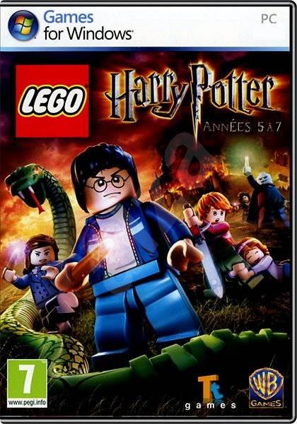 LEGO Harry Potter: Léta 5-7 - Hra pro PC