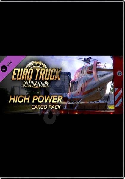 Euro Truck Simulator 2 - High Power Cargo Pack - Herní doplněk
