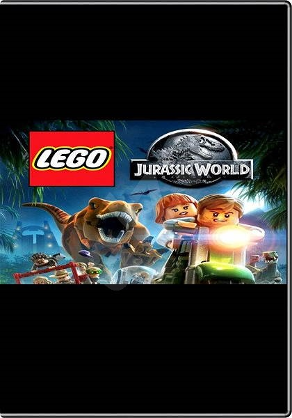LEGO Jurassic World - Hra pro PC