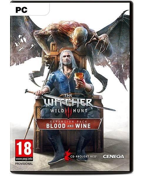 Zaklínač 3: Divoký hon - O víně a krvi - Hra pro PC