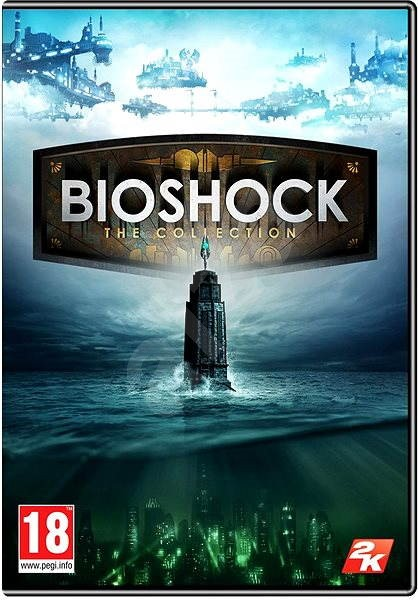 BioShock: The Collection DIGITAL - Herní doplněk