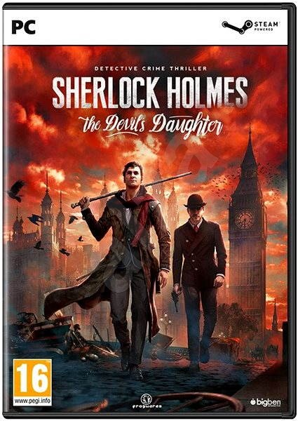 Sherlock Holmes: The Devil's Daughter DIGITAL - Hra na PC