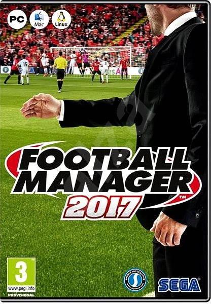Football Manager 2017 (PC/MAC/LX) DIGITAL - Hra pro PC