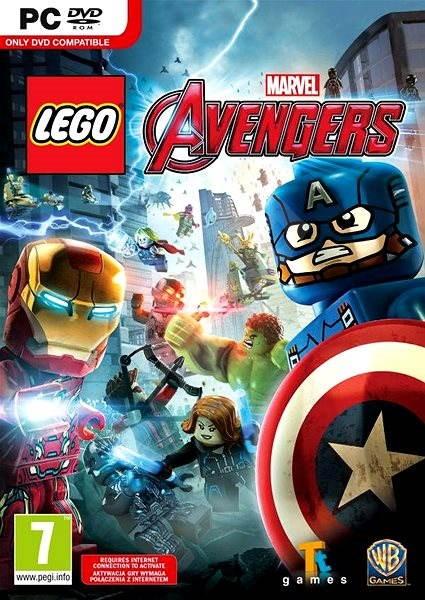 LEGO MARVEL's Avengers Deluxe (PC) DIGITAL - Hra pro PC