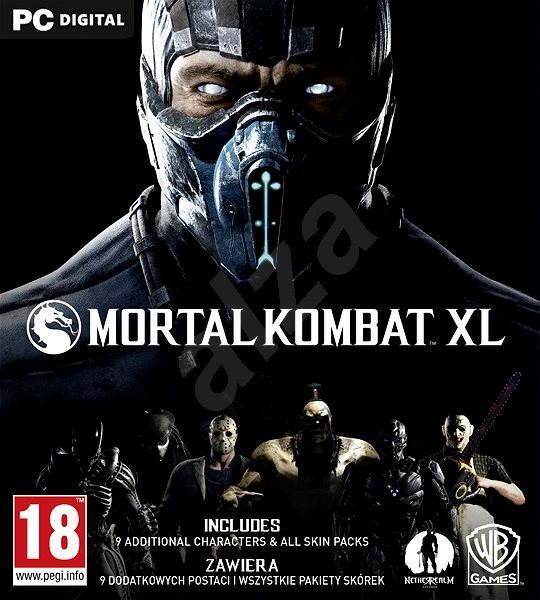 Mortal Kombat XL (PC) DIGITAL - Hra pro PC