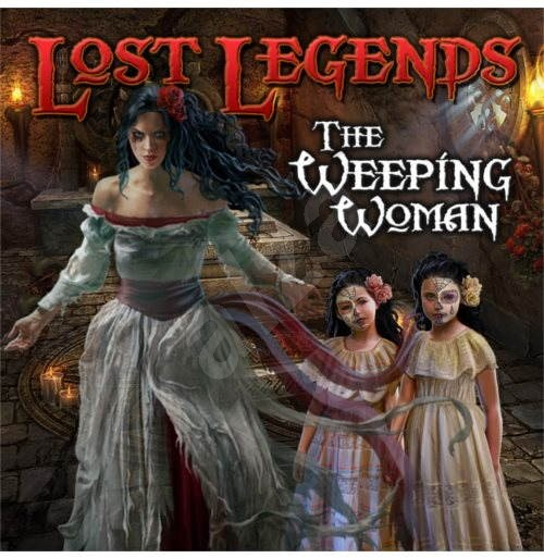 Lost Legends: The Weeping Woman Collector's Edition (PC) DIGITAL - Hra na PC