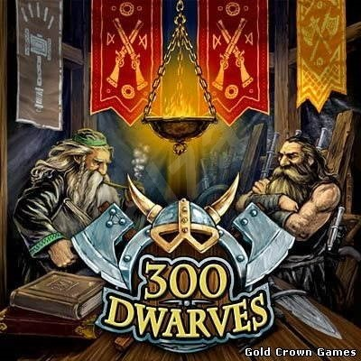300 Dwarves (PC/MAC) DIGITAL - Hra na PC