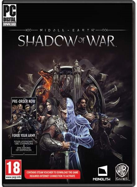 Middle-earth: Shadow of War (PC) DIGITAL - Hra pro PC