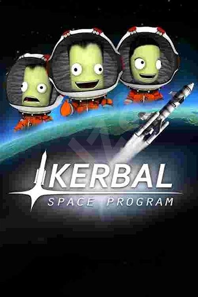 Kerbal Space Program  (PC/MAC/LX) DIGITAL - Hra pro PC