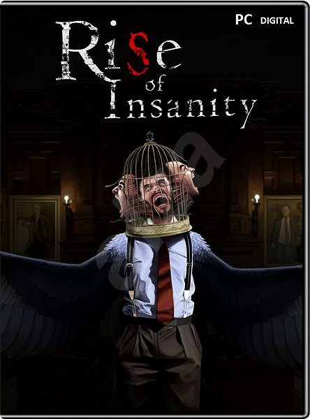 Rise of Insanity (PC) DIGITAL EARLY ACCESS - Hra pro PC