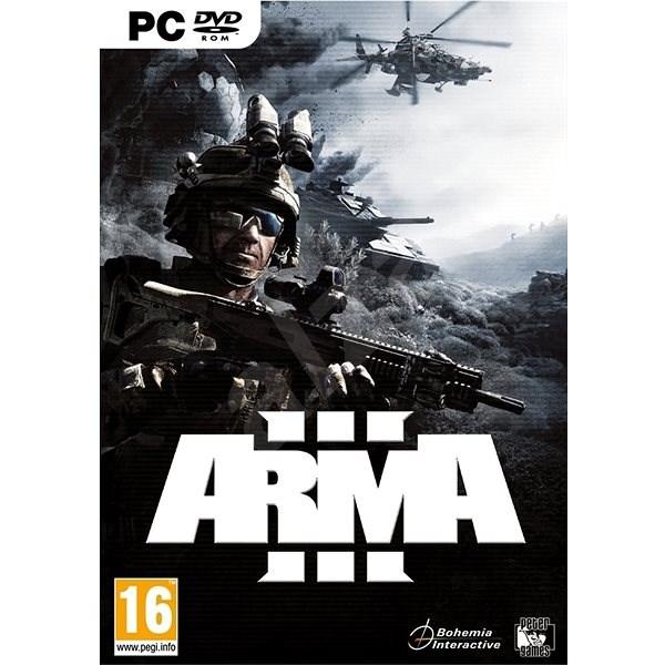 ArmA III (PC) DIGITAL - Hra pro PC