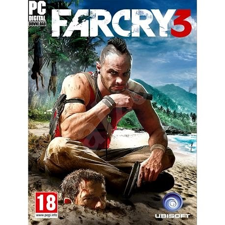 Far Cry 3 (PC) DIGITAL - Hra pro PC