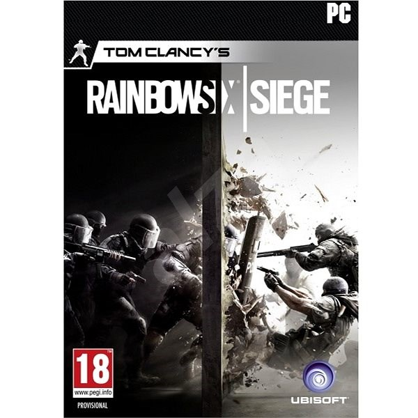Tom Clancy's Rainbow Six: Siege (PC) DIGITAL - Hra pro PC