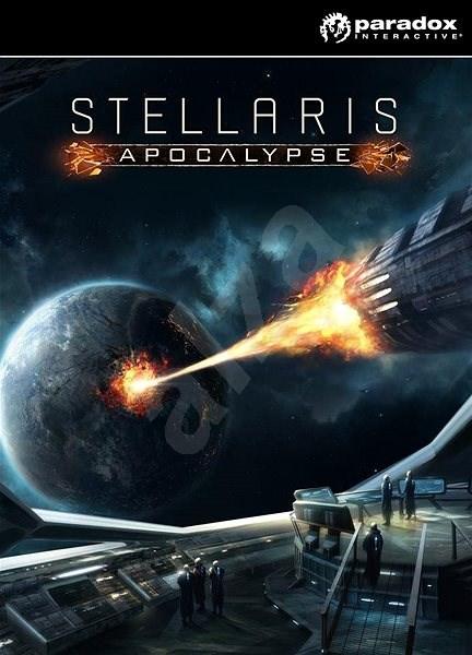 Stellaris: Apocalypse (PC/MAC/LX) DIGITAL - Herní doplněk