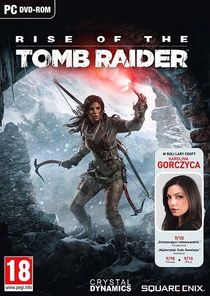 Rise of the Tomb Raider (PC) DIGITAL - Hra pro PC