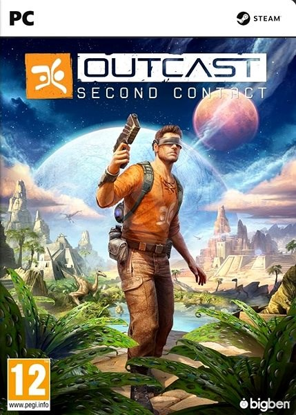 Outcast - Second Contact (PC) DIGITAL - Hra pro PC