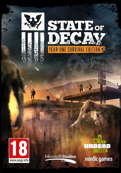 State of Decay: Year One Survival Edition (PC) DIGITAL - Hra pro PC