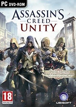 Assassin's Creed: Unity (PC) DIGITAL - Hra pro PC
