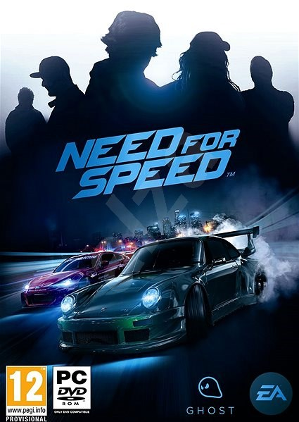 Need For Speed (PC) DIGITAL - Hra pro PC