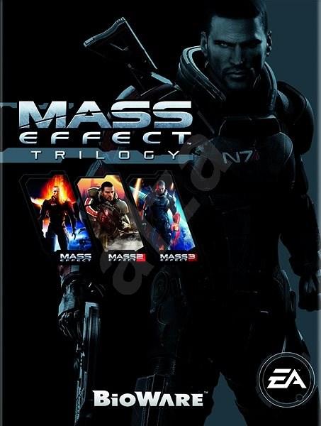 Mass Effect Trilogy (PC) DIGITAL - Hra pro PC