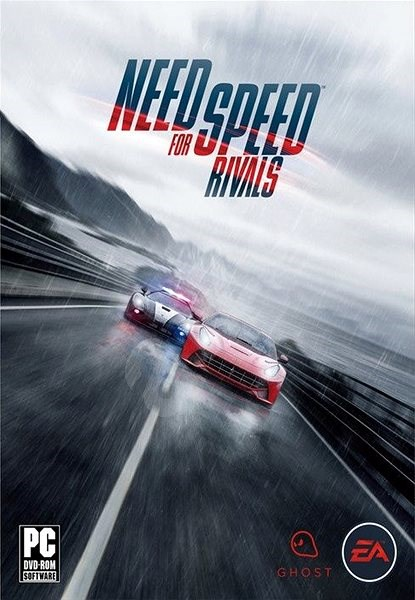 Need for Speed Rivals (PC) DIGITAL - Hra pro PC