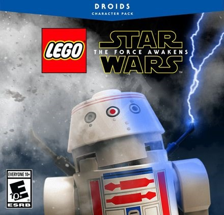LEGO STAR WARS: The Force Awakens Droid Character Pack DLC - Hra pro PC