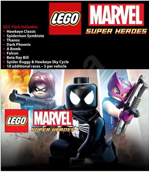 LEGO Marvel Super Heroes: Super Pack DLC (PC) DIGITAL - Herní doplněk