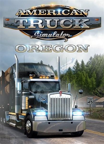 American Truck Simulator: Oregon (PC) DIGITAL - Hra pro PC