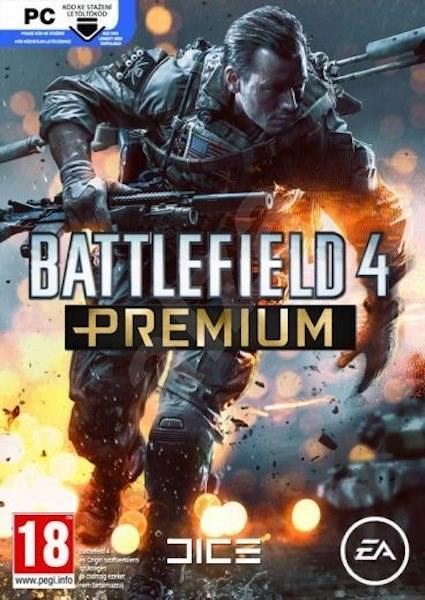 Battlefield 4 Premium Edition (PC) DIGITAL - hra + 5 rozšíření - Hra pro PC