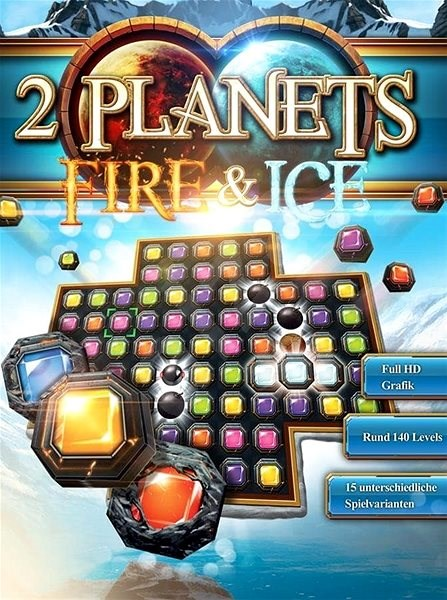 2 Planets Fire and Ice (PC) DIGITAL - Hra na PC
