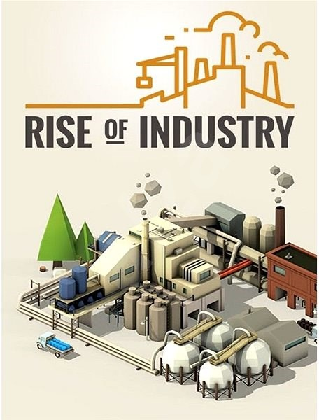 Rise of Industry (PC/LX) DIGITAL - Hra pro PC
