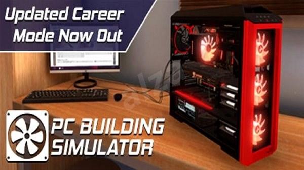 PC Building Simulator (PC) DIGITAL - Hra pro PC