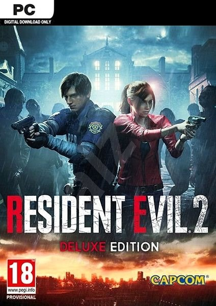 Resident Evil 2 Deluxe Edition (PC) DIGITAL - Hra pro PC