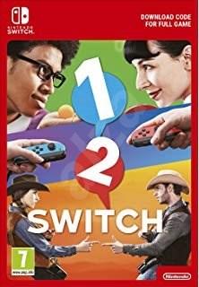 1-2 Switch - Nintendo Switch Digital - Hra pro konzoli