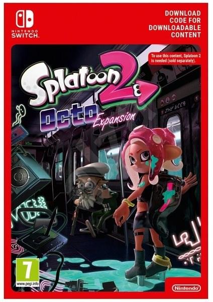 Splatoon 2 Octo Expansion - Nintendo Switch Digital - Hra pro konzoli
