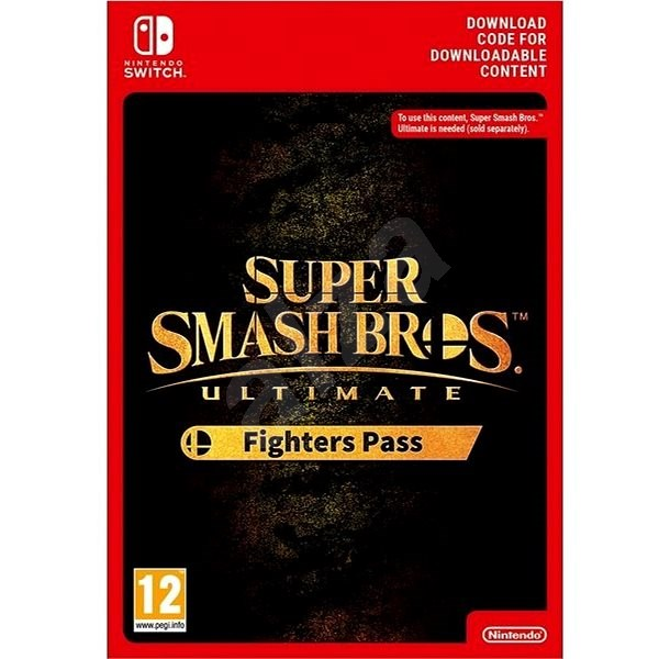Super Smash Bros. Ultimate Fighters Pass - Nintendo Switch Digital - Hra pro konzoli