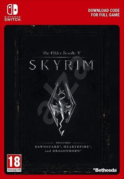 The Elder Scrolls V: Skyrim - Nintendo Switch Digital - Hra pro konzoli